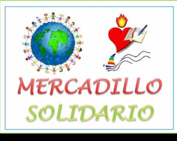 Resultado de imagen de MERCADILLO SOLIDARIO